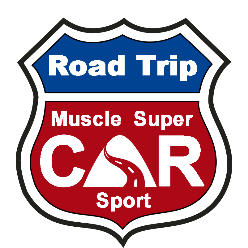 Road Trip Muscle Super Sport Car