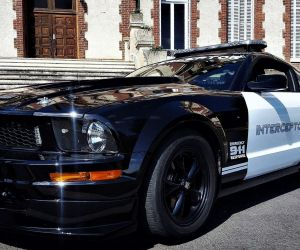 Tanguy TF Barricade - Essonne - Ford Mustang Premium Barricade - 2006