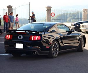 Yves Jobs - Genève - Ford Mustang GT California Special - 2012
